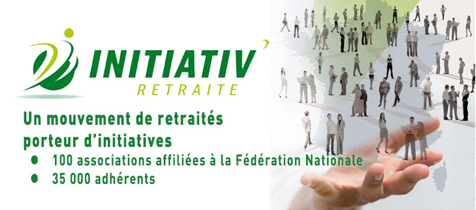 Initiativ'Retraite : des associations de retraités porteur d'initiatives