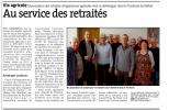 article de M.Nayener à la suite d'une réunion dans le Terr. de Belfort